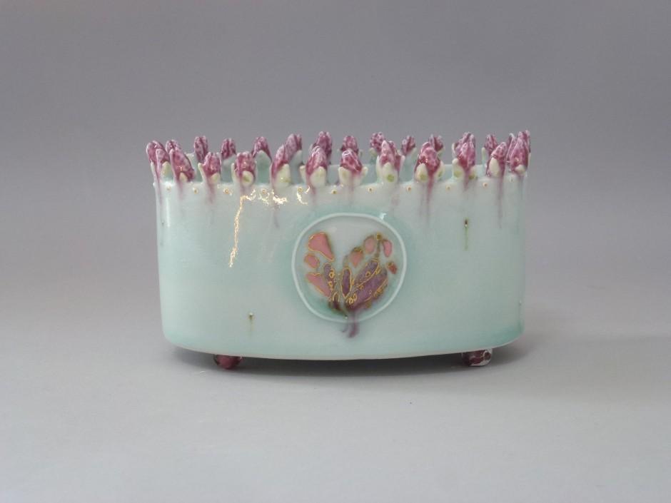 H l ne lathoumetie - Salon porcelaine lyon ...
