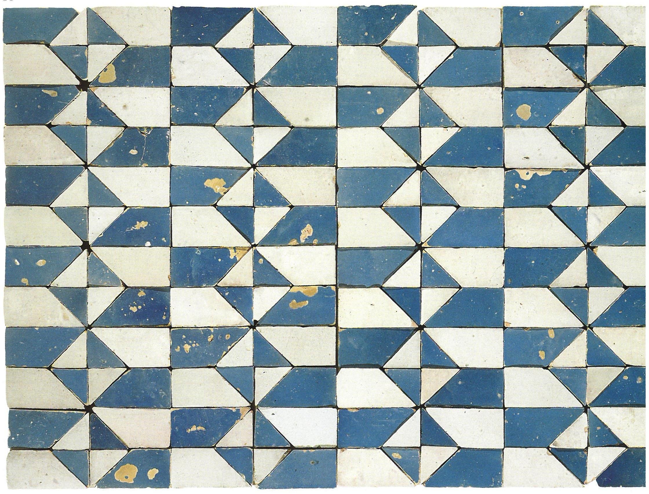 Panneau azulejos XVII Lisbonne. copie